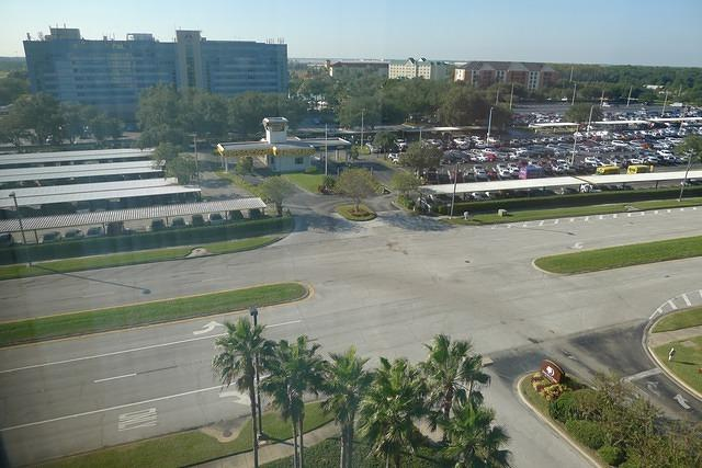 Orlando From the Doubletree